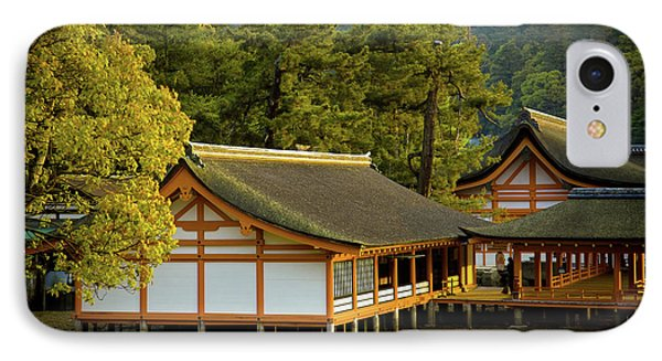 Japan Itsukushima IPhone Case by Sebastian Musial