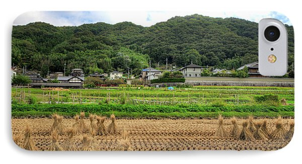 Japan, Nara Prefecture, Heguri-cho IPhone Case by Jaynes Gallery