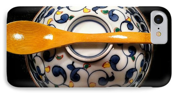 IPhone Case featuring the photograph Japanese Bowl by Carol Sweetwood