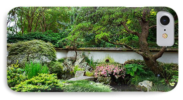 Japanese Gardens IPhone Case