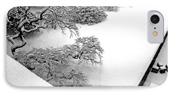 IPhone Case featuring the digital art Japanese Maple by Bruce Rolff