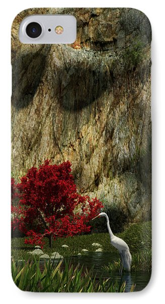 Japanese Maple IPhone Case by Matt Lindley