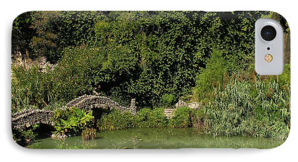 Japanese Tea Garden San Antonio Texas IPhone Case