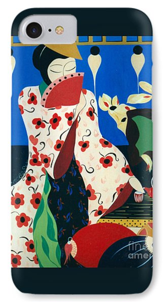 Japanese Tea Phone Case by Jacquelinemari