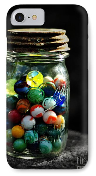 Jar Full Of Sunshine IPhone Case by Rebecca Sherman