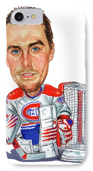 Jaroslav Halak IPhone Case