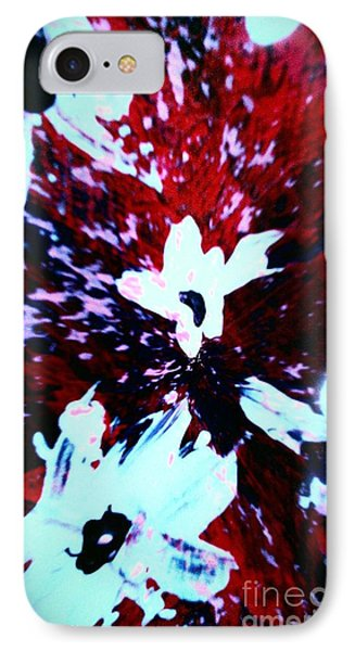 IPhone Case featuring the painting Jasmine In My Mind  by Jacqueline McReynolds