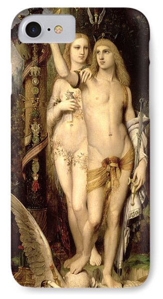 Jason And Medea IPhone Case by Gustave Moreau
