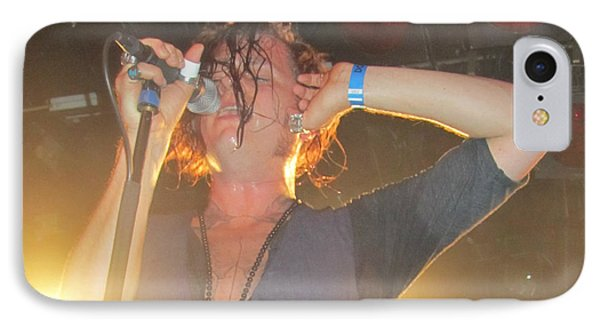 Jay Buchanan Rival Sons IPhone Case