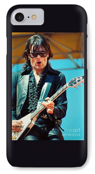Jay Geils Of The J Geils Band- Day On The Green July 4th 1979 IPhone Case