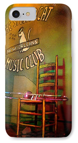 Jazz Break In New Orleans IPhone Case