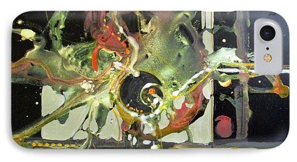 Jazz Rhythms Phone Case by Patricia Mayhew Hamm