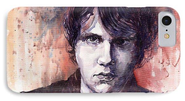 Jazz Rock John Mayer Phone Case by Yuriy  Shevchuk