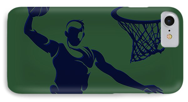 Jazz Shadow Player1 IPhone Case
