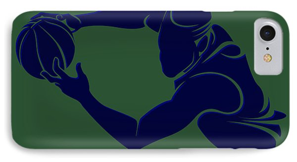 Jazz Shadow Player2 IPhone Case