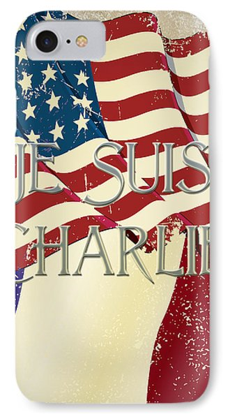 Je Suis Charlie IPhone Case by Paulette B Wright