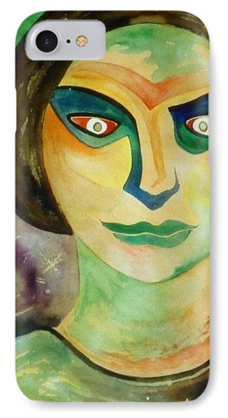 IPhone Case featuring the painting Jealousy by Douglas Fromm