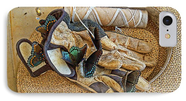 Jean's Butterflies IPhone Case