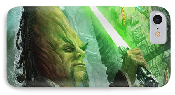 Jedi Archaeologist IPhone Case by Ryan Barger
