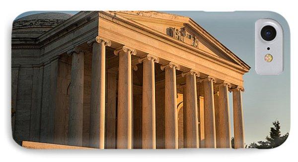 Jefferson Memorial Sunset IPhone 7 Case