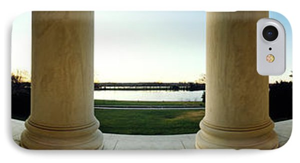 Jefferson Memorial Washington Dc IPhone Case by Panoramic Images