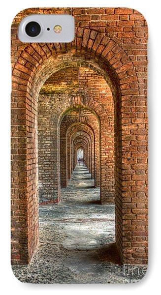 Jefferson's Arches IPhone Case