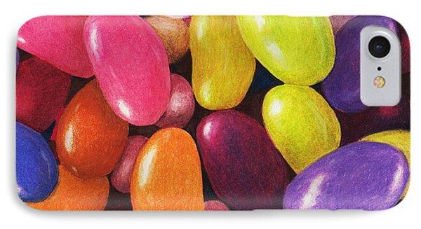Jelly Beans Phone Case by Anastasiya Malakhova