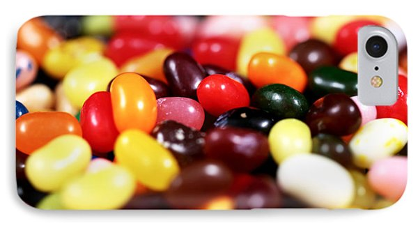 Jelly Beans Phone Case by John Rizzuto