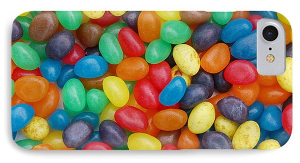 Jelly Beans IPhone Case by Ron Harpham