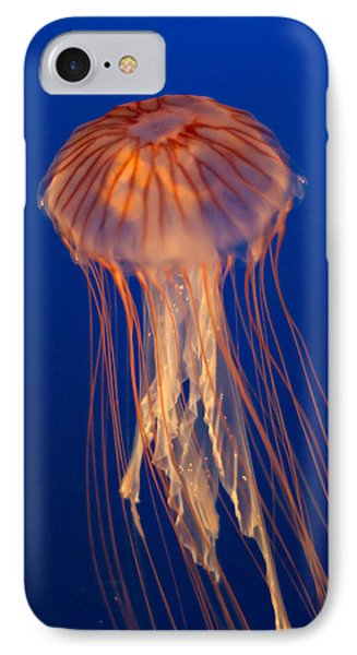 Jelly Fish Phone Case by Eti Reid