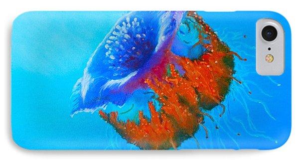 Jellyfish IPhone Case by Maris Sherwood