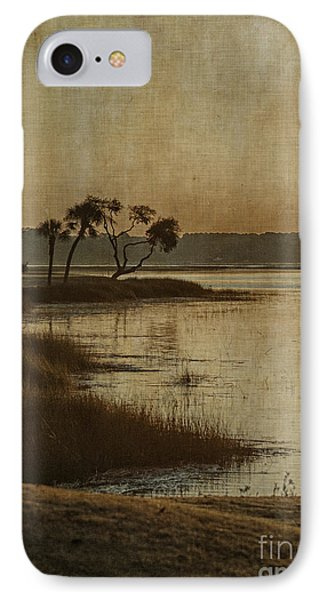 Jenkins Creek Dawn IPhone Case by Terry Rowe