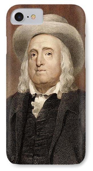 Jeremy Bentham IPhone Case by Paul D Stewart