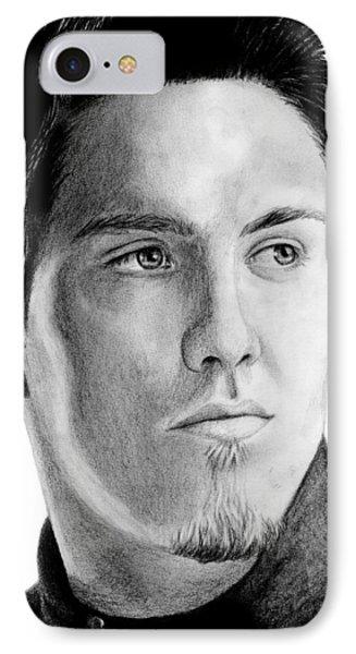 Jeremy Dunn IPhone Case by Kayleigh Semeniuk