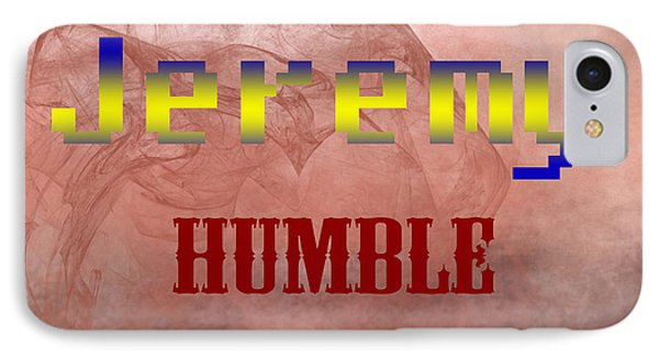 Jeremy - Humble Phone Case by Christopher Gaston