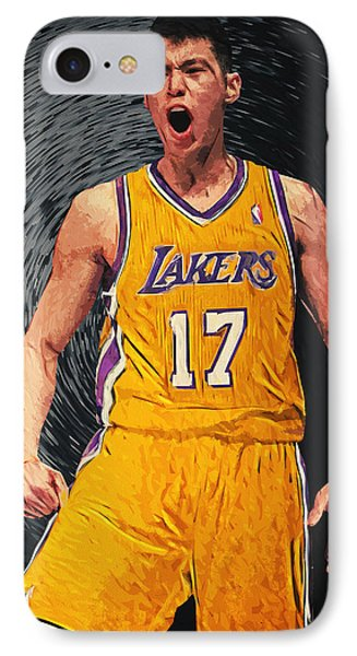 Jeremy Lin IPhone Case