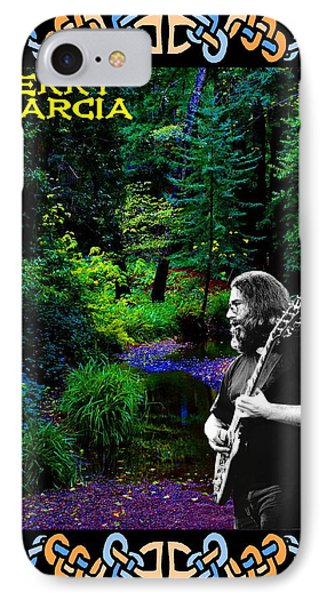 IPhone Case featuring the photograph Jerry At Psychedelic Creek by Ben Upham