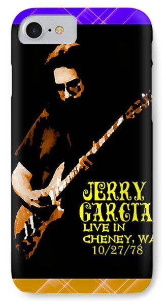 IPhone Case featuring the photograph Jerry Cheney 1 by Ben Upham
