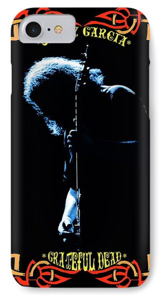 J G Of The G D IPhone Case by Ben Upham