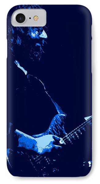 Jerry Happy At Winterland 2 IPhone Case by Ben Upham