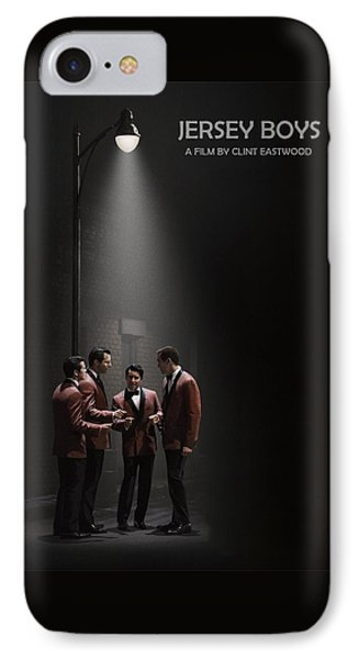 Jersey Boys By Clint Eastwood IPhone Case