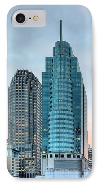 Jersey City IPhone Case by JC Findley
