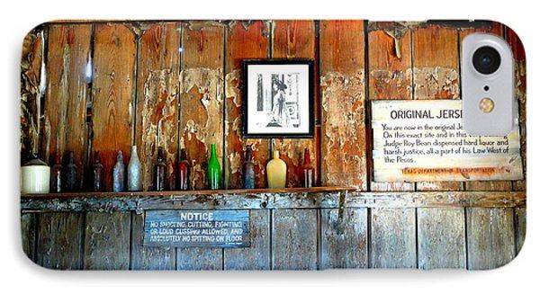Jersey Lilly Saloon Phone Case by Avis  Noelle
