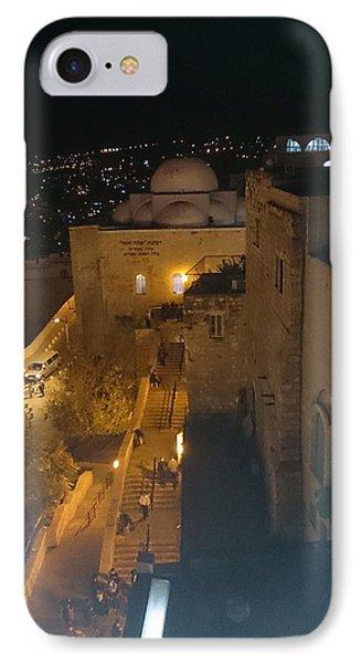 Jerusalem The Old City  IPhone Case