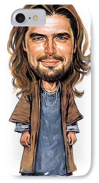 Jesus IPhone Case by Art