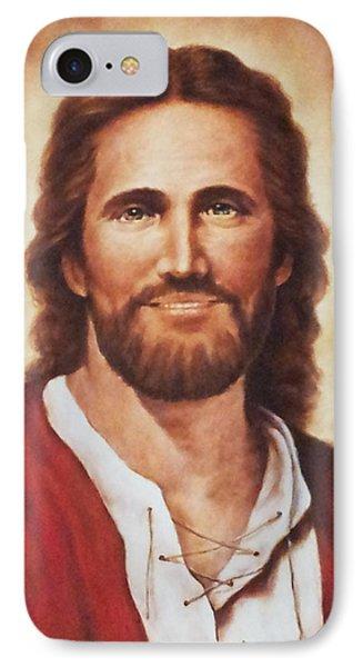 Jesus Christ Phone Case by Bryan Ahn