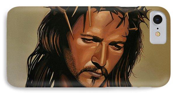 Jesus iPhone 7 Case - Jesus Christ Superstar by Paul Meijering