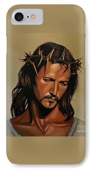 Dawn iPhone 7 Case - Jesus Christ Superstar by Paul Meijering