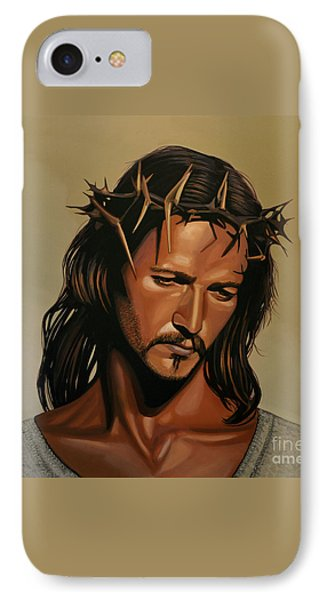 Jesus Christ Superstar IPhone Case by Paul Meijering