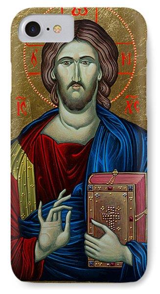 Jesus Christ Phone Case by Claud Religious Art